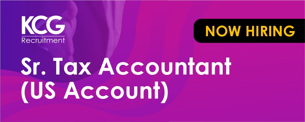 Sr Tax Accountant (US Account) - min
