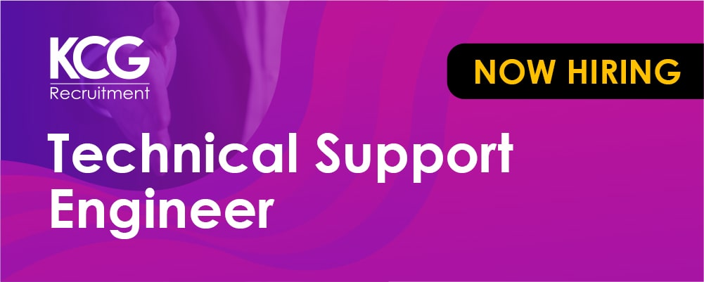 Technical Support Engineer - min